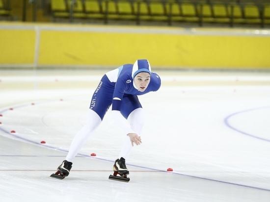 Омский конькобежец Никита Варавкин завоевал еще три медали