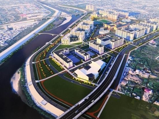Микрорайон, дамбу и три моста хотят построить за Октябрьским в Чите