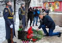 В Донецке почтили память погибших от обстрела на Боссе в 2015 году