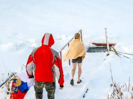 Британцев шокировали русские дети, закаливающиеся в минус 25 градусов