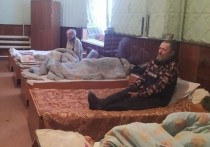 Пункты обогрева в Донецке готовы принять всех нуждающихся