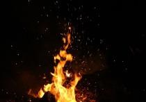 87-летняя пенсионерка пострадала на пожаре в Шацком районе