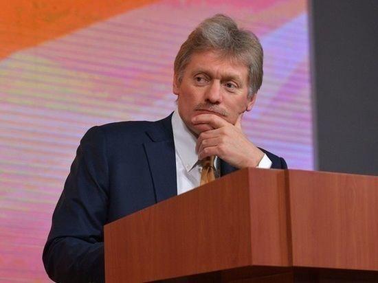 Отвечая на вопрос о резкой реакции силовых органов на призыва поддержать Навального уличными акциями Дмитрий Песков заявил журналистам: «Налицо определённые действия, связанные с призывами на несогласованные и незаконные мероприятия
