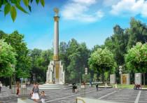 20-метровая стела «Город трудовой доблести» появится в Новосибирске