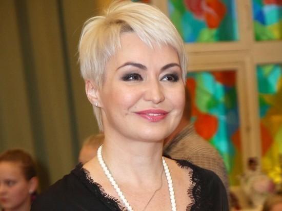 Певица Катя Лель запечатлела на видео «полет НЛО»