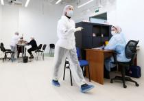 В Краснодаре заработал третий мобильный пункт вакцинации против коронавируса