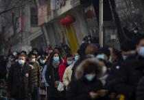 Китайцы дали ужасающий прогноз по коронавирусу на март