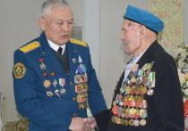 Ветеран Великой Отечественной войны из Кара-Балты отметил 100-летний юбилей