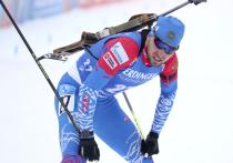 Сборная России усилиями Александра Логинова завоевала первую медаль в личных гонках Кубка мира этого сезона (добавив ее к «золоту» в смешанной эстафете)