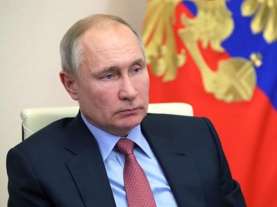 Президент Путин хочет иметь возможность назначать на государственные должности россиян старше 70 лет без всяких ограничений