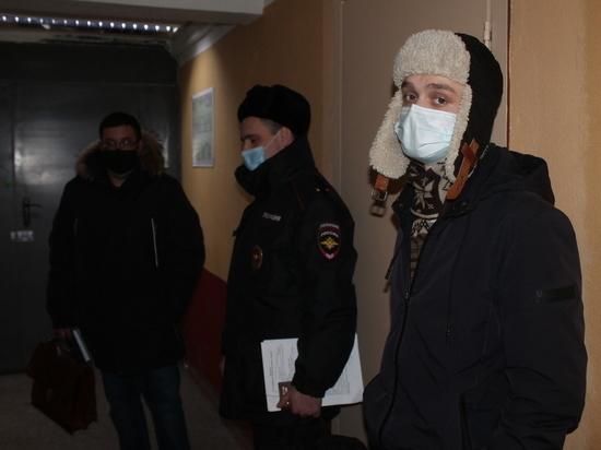 Четыре сторонника Навального проведут как минимум одну ночь в полиции