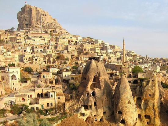 В Турции снесут полгорода ради туристов