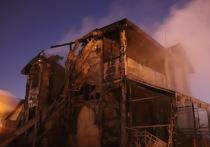 На Сахалине двое детей погибли в огне