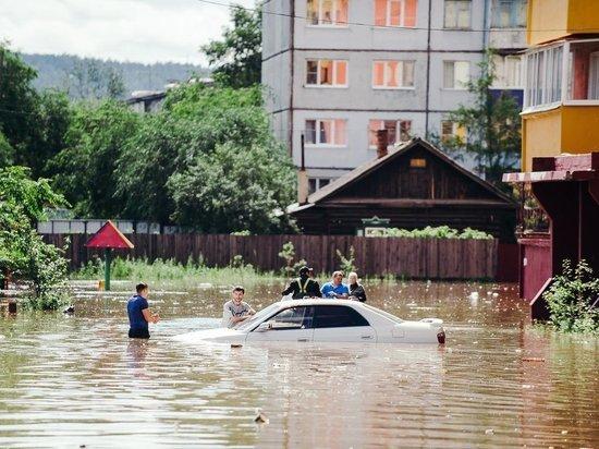 Почти 70 млн р направят на защиту сел в Забайкалье от паводков
