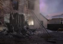 На Сахалине после пожара учителя ходят по частным домам
