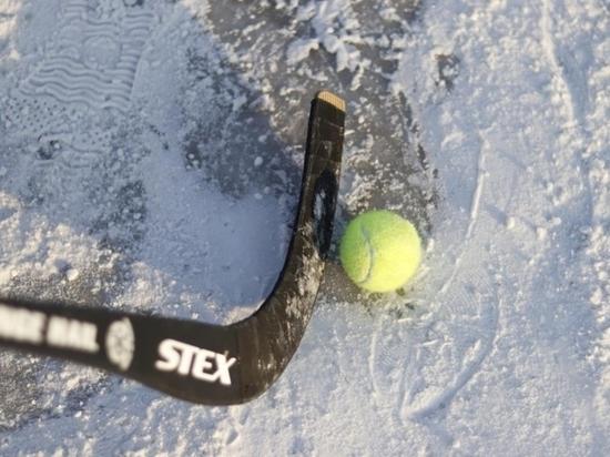 Студентов в Чите приглашают поиграть в хоккей на валенках