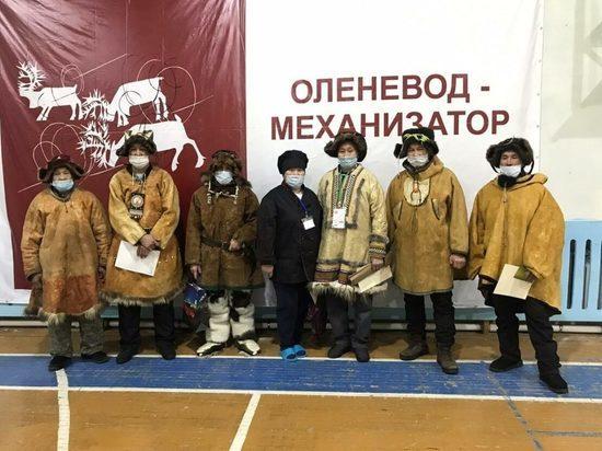 Лучшие оленеводы и обработчики рыбы Якутии соревновались на чемпионате WorldSkills
