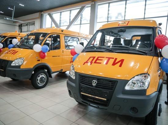 Якутия получила 70 новых школьных автобусов от Правительства РФ