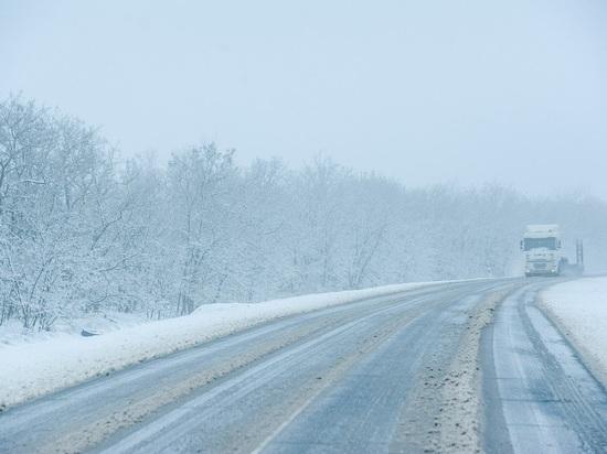 Волгоградскую область накроет туман, морось и оттепель