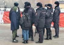 К 17:00 стихийная акция в поддержку оппозиционера Алексея Навального, которая собрала около 150 человек, завершилась в Чите