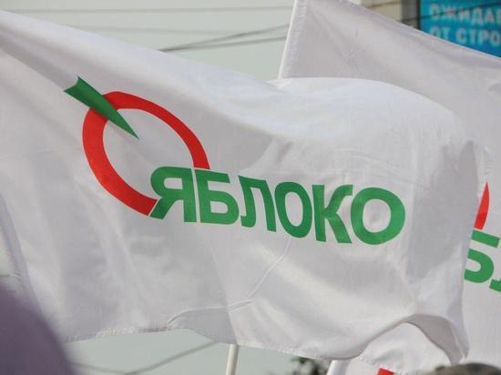 Региональное «Яблоко» осуждает задержание своих сторонников