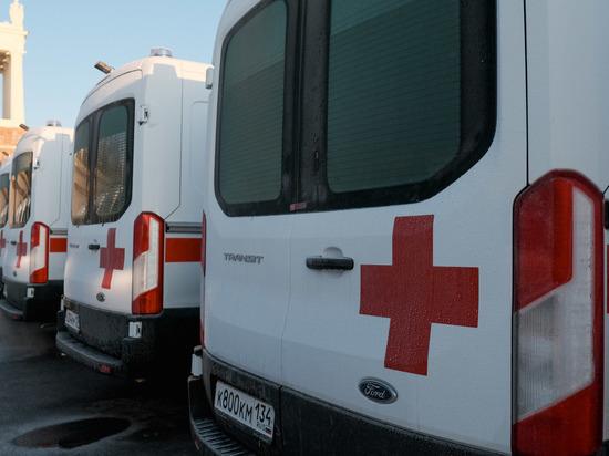 Лихач устроил ДТП в Волгоградской области, три человека пострадали