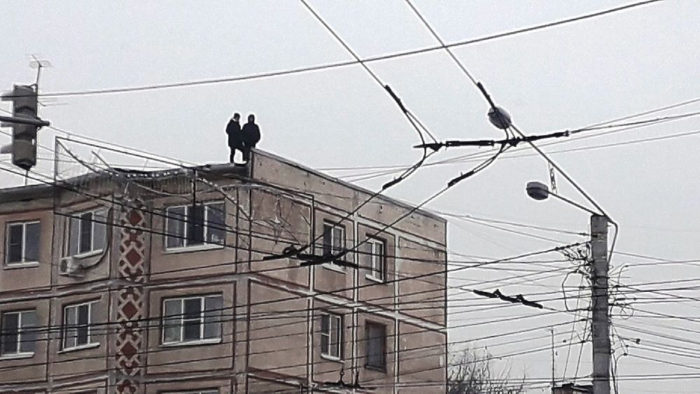 """Задержание и """"мягкая"""" сила: протест 23 января в Калуге"""