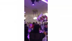Появилось видео расстрелянной в Москве свадьбы
