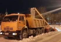 Коммунальные службы Йошкар-Олы трудятся без выходных
