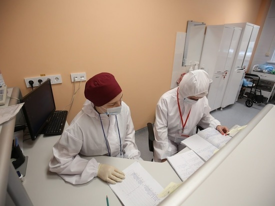 За сутки коронавирус выявили в 17 районах Волгоградской области