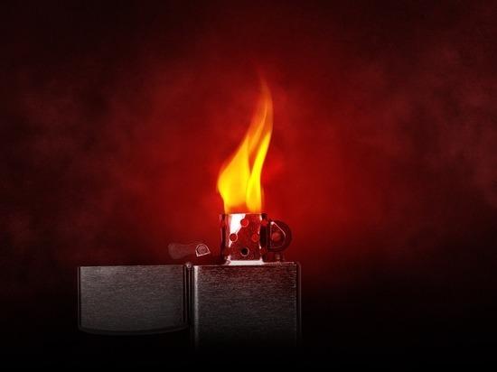 Женщина расстреляла детей из дробовика и сожгла дом