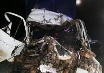 Два человека пострадали в ДТП с грузовиками на трассе Новый Уренгой — Коротчаево