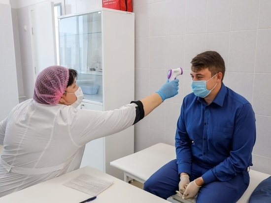 COVID-19 был выявлен за сутки в 19 районах Волгоградской области