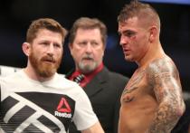 В главном бою UFC 257 Дастин взял реванш