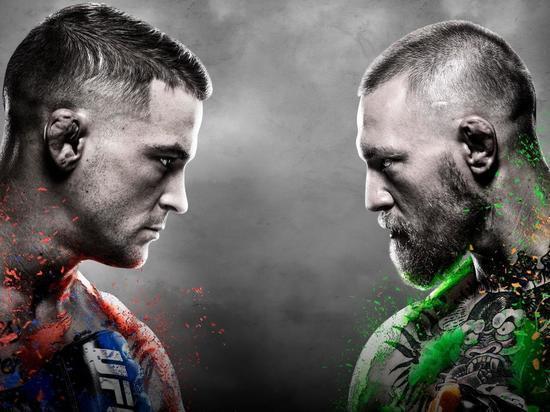 Порье нокаутировал Конора Макгрегора на турнире UFC 257