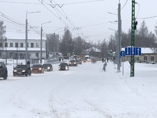 Мост на Кирова открыли в Петрозаводске