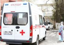 На Кубани 20 пациентов с COVID-19 скончались за сутки