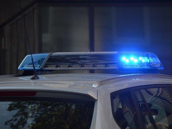 Полицейский в США испугался и протаранил толпу стритрейсеров