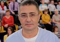 Главврач московской горбольницы и телеведущий Александр Мясников заявил, что у онкологии могут быть нетипичные и неявные симптомы, на которые следует обращать внимание