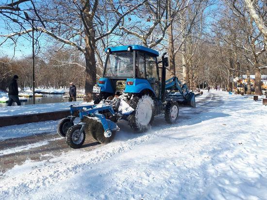Коммунальные службы оказались не готовы к снегопад