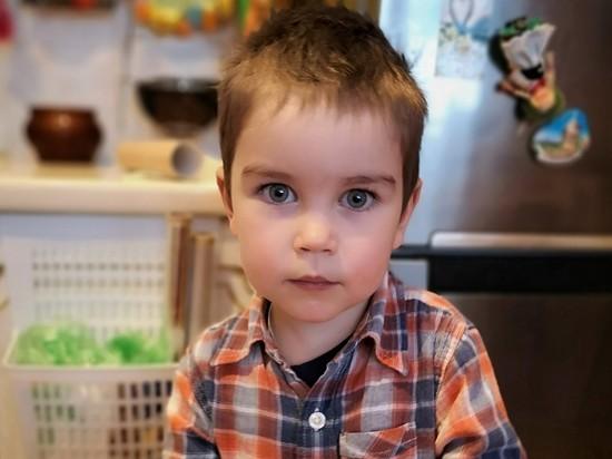 Спасите трёхлетнего Колю: у ребёнка есть шанс