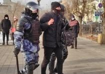 Суд назначил пятерым оппозиционерам штрафы после акции протеста 23 января в Чите