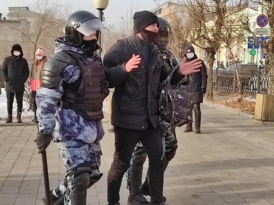 Оппозиция получила 70 тысяч рублей штрафов после протеста в Чите