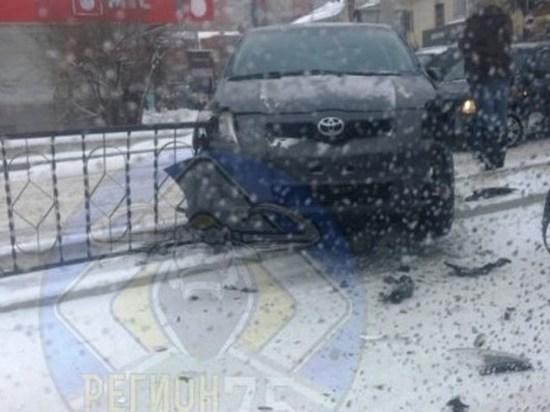 Сити-менеджер Читы опасается, что «дороги превратятся в лед»