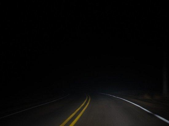 В Хакасии «Тойота» насмерть сбила перебегавшего дорогу мужчину
