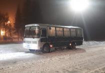 Сотрудников организации Марий Эл снова вез в автобусе пьяный водитель