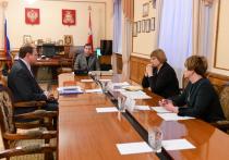 Глава Смоленщине пообещал поддержать руководство старейшего вуза региона в строительстве нового общежития