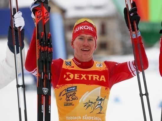 Русского лыжника дисквалифицировали занеспортивное поведение наКубке мира