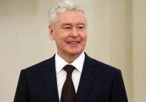 Собянин заявил, что пандемия в Москве пошла на спад