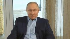 Путин на видео объяснился про дворец в Геленджике: мимика президента
